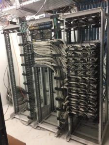 ProduNet - installation de baie de brassage