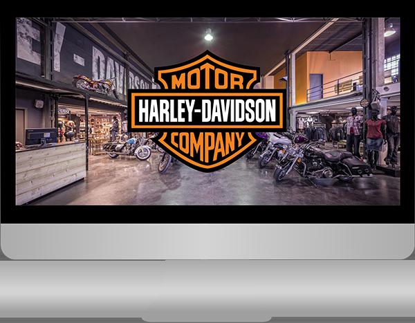 Harley Davidson Grenoble
