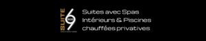Suite 609 - Suites avec Spas Intérieurs & Piscines chauffées privatives