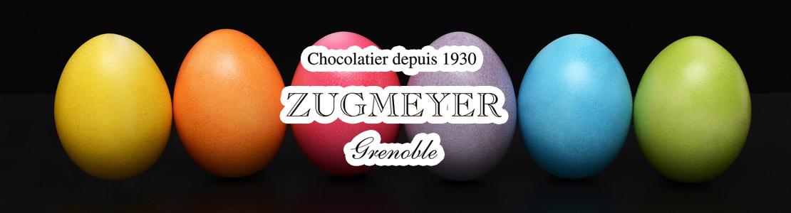 Paques avec les chocolats Zugmeyer